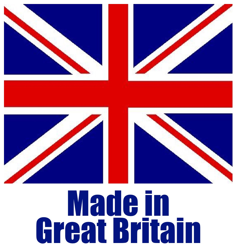 Made in Great Britain logo
