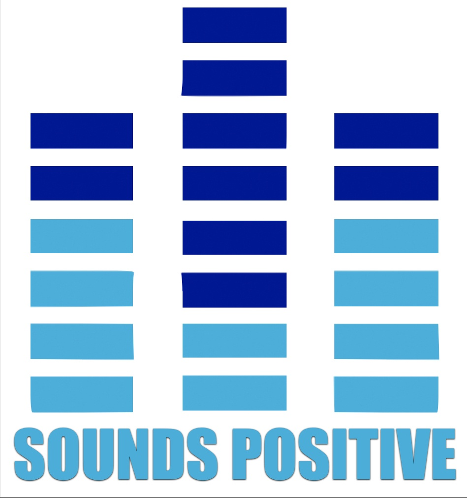 Sounds Positive logo